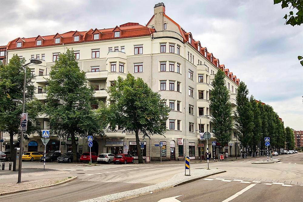 Renoveringar på BRF Friggaboden i Göteborg utfört av Floreas Bygg & Förvaltning.