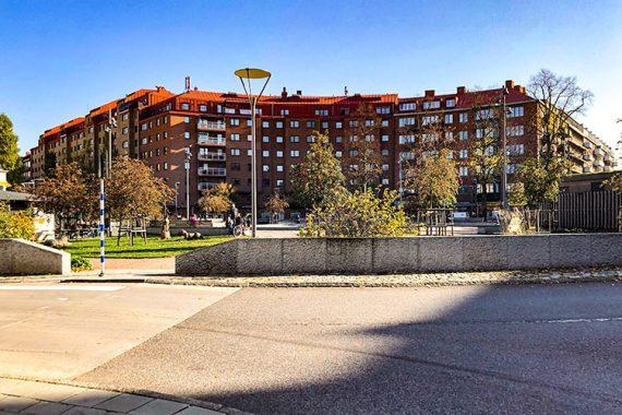 På HSB BRF Friggagatan har Floreas Bygg & Förvaltning utfört diverse olika projekt.